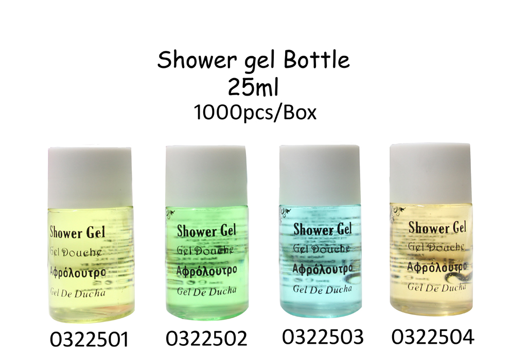 SHOWER GEL 25ml Bottle